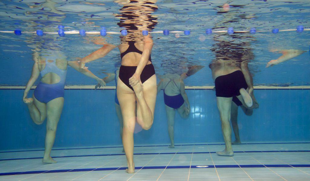 Fizjoterapia w wodzie - Szkoła Pływania ABS Swim School Warszawa