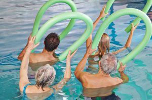 Fizjoterapia i ćwiczenie korekcyjne w basenie - Szkoła Pływania ABS Swim School Warszawa