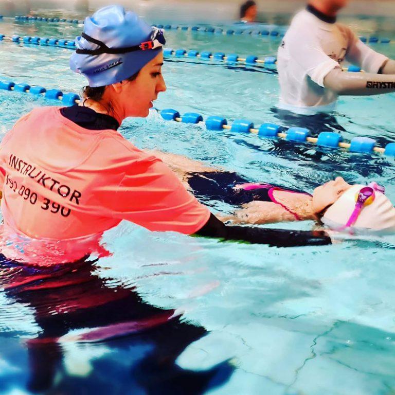 Szkoła pływania ABS Swim School - bezpieczeństwo