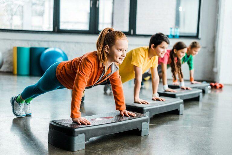 Trening dla dzieci - Fit for Kids