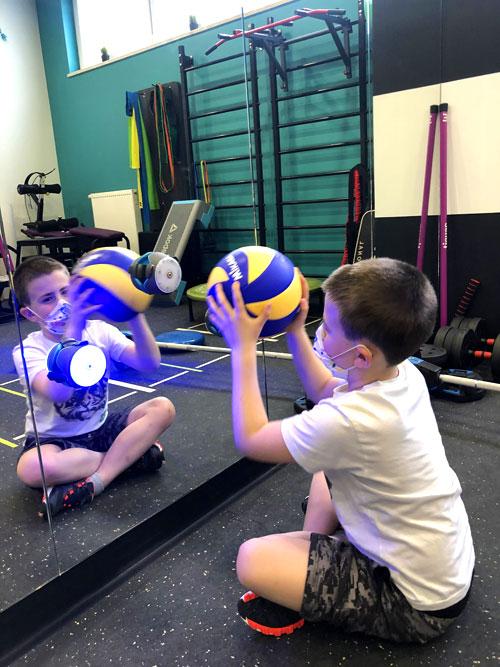 Treningi dla dzieci - Fit for Kids - Achillmed Sport