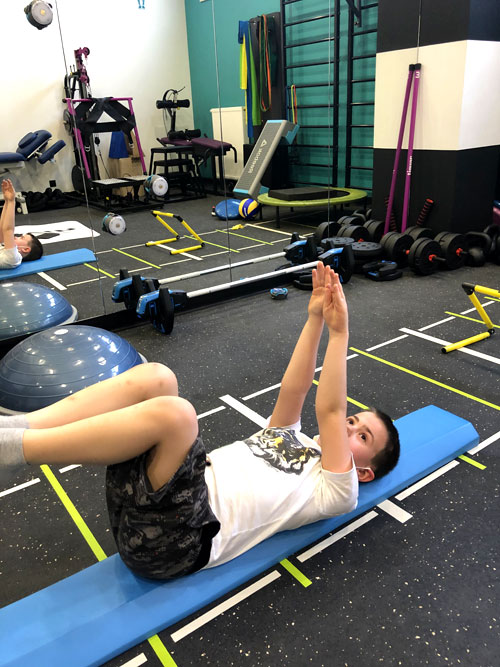 Treningi dla dzieci - Fit for Kids - ABS Swimm School i Achillmed Sport